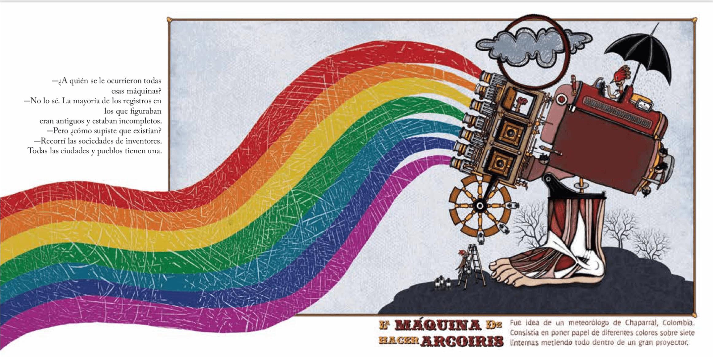 GEOGRAFÍA DE MÁQUINAS