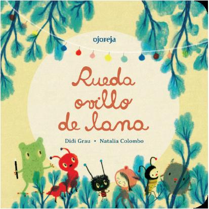 RUEDA OVILLO DE LANA